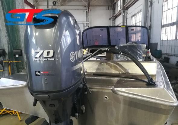 Лодка Fish5boat GT50 индивид.исполнение