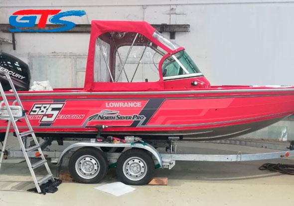 Лодка NorthSilver 585
