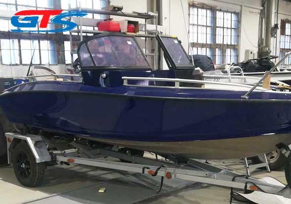 Лодка Silver Hawk 540